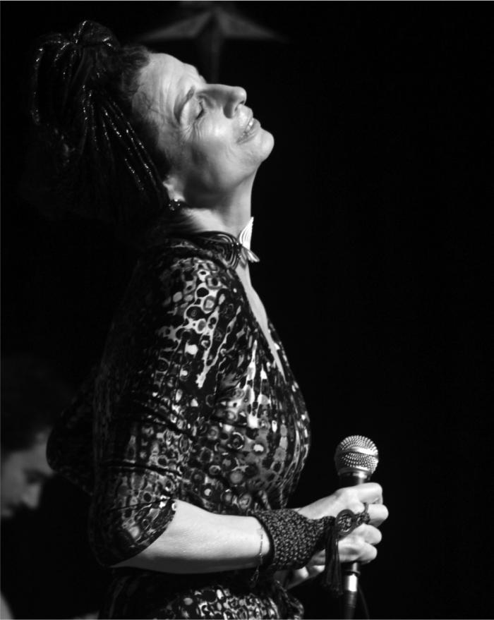 Tatiana Cobbett por João Markun